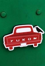 Yukon Truck Magnet