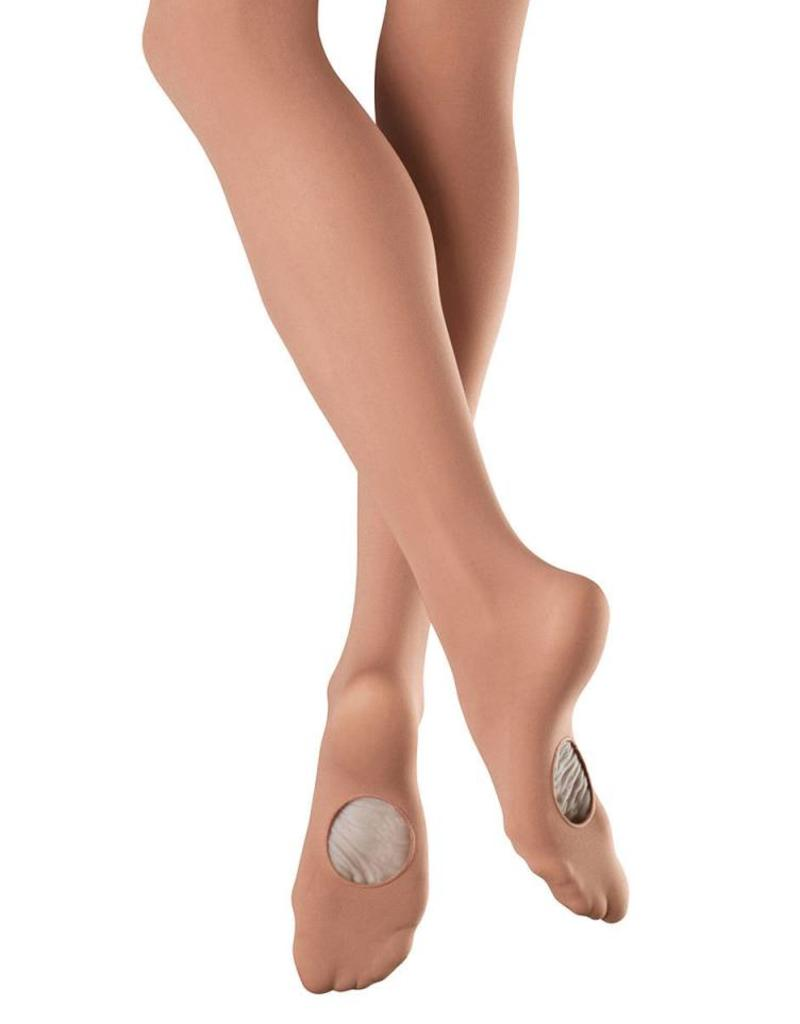 Bloch Girls Elite Adaptatoe Tights
