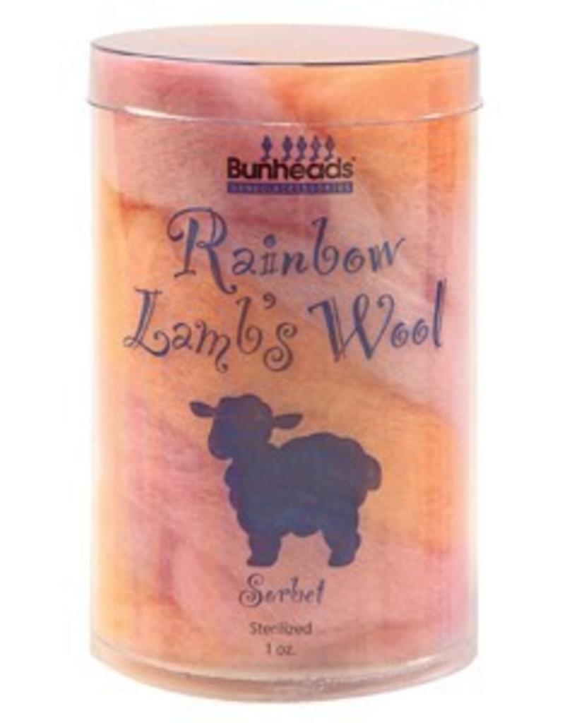 Capezio Rainbow Lambs Wool Sorbet 1 oz