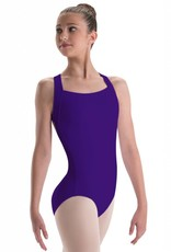 Motionwear X-Back Banded Tank Leotard