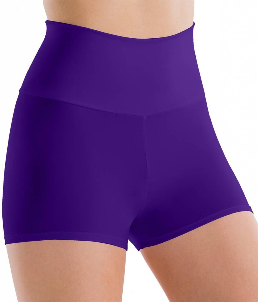 Motionwear Child High Waist Shorts