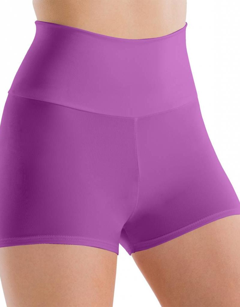 Motionwear Child High Waist Shorts
