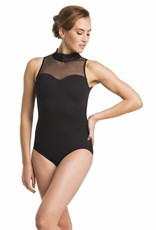 AinslieWear Emma Mesh Leotard with Tie Back