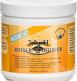 Ecological Labs Microbe Lift 7.5 pH Buffer/Stabilizer 1 lb