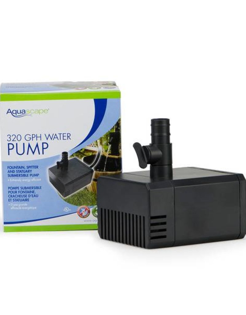 Aquascape Aquascape Statuary & Fountain Pump 320 gph
