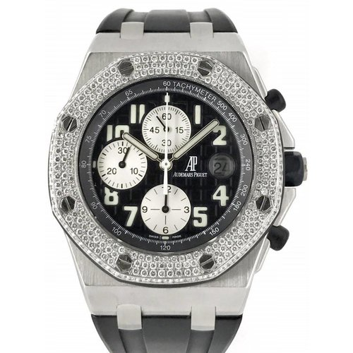 Audemars Piguet AP OFFSHORE WITH DIA BEZEL