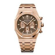 Audemars Piguet AP ROYAL OAK ROSEGOLD (2017 B+P)