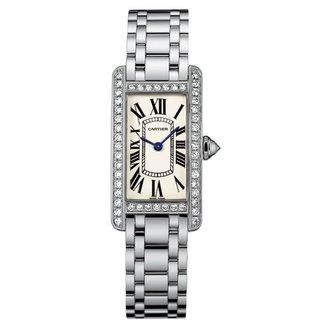 Cartier CARTIER TANK 18K WHITE GOLD