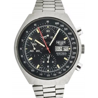 Tag Heuer Heuer Montreal Automatic Chronograph