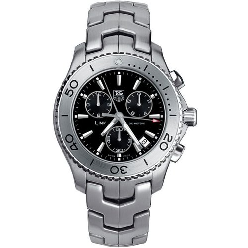Tag Heuer TAG HEUER LINK W ATCH (NEVER WORN)