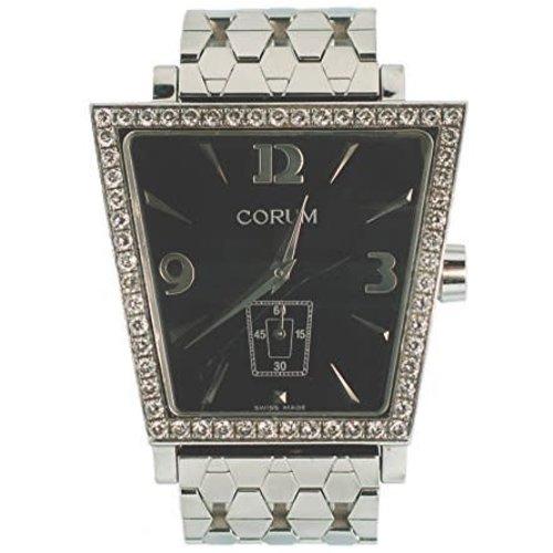 Corum CORUM TRAPEZE WITH DIAMONDS