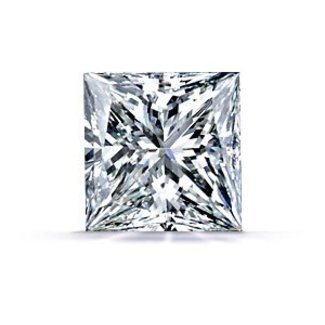 Diamond Princess Cut Diamond 1.60 Ct. GEMSCAN #1213243