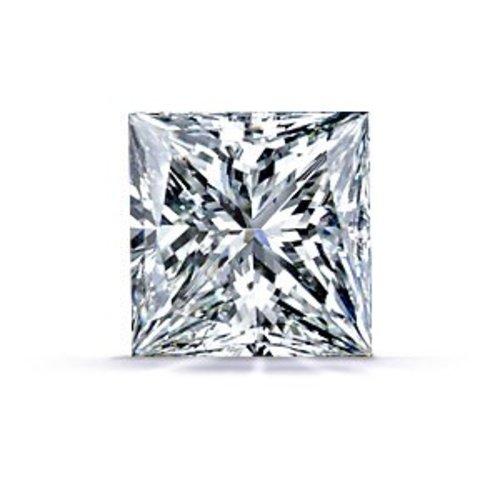 Diamond Princess Cut Diamond 1.60 Ct. GEMSCAN #1213243