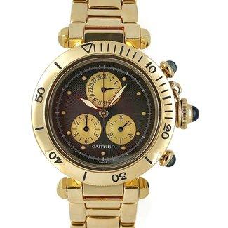 Cartier CARTIER PASHA 35MM YELLOW GOLD