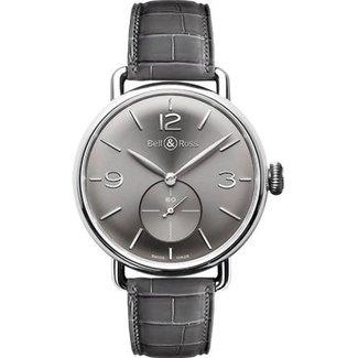 Bell & Ross Bell & Ross Watches: WW1 Argentium Ruthenium Vintage BR WW1 Argentium