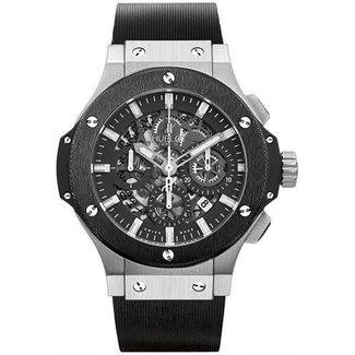 Hublot Hublot Watches - Big Bang 44mm Aero Bang Stainless Steel And Ceramic