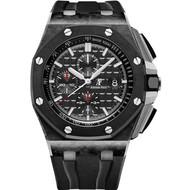 Audemars Piguet Audemars Piguet Watches: 26400AU.OO.A002CA.01 Royal Oak Offshore Chronograph 44mm - Carbon