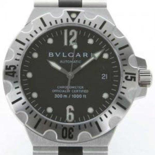 Bvlgari BVLGARI SCUBAWATCH SD38SV (2000 B+P)