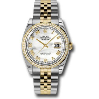 Rolex ROLEX DATEJUST 36MM (2006)