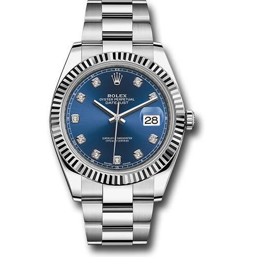 Rolex ROLEX DATEJUST 41MM (2018 B+P)