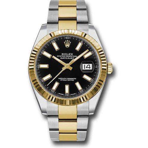 Rolex Rolex Oyster Perpetual Datejust 41 Watch