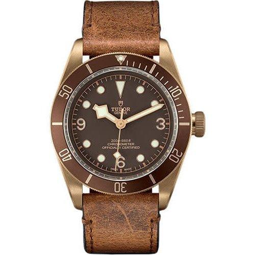 Tudor Tudor Watches (2017) 79250BM-aged-leather Black Bay Bronze