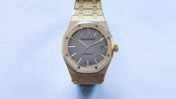 Introducing The Audemars Piguet Royal Oak Carolina Bucci Edition