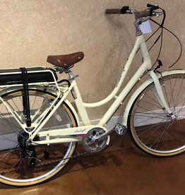 "iZip/Raleigh Superb IE SM CREAM 27"" wheel Raleigh"
