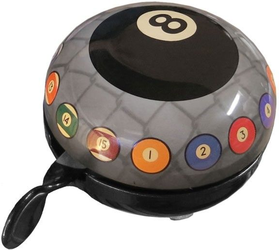 Bell Eight Ball Big Ding Dong Clean Motion