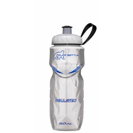 Water Bottle 20 oz Platinum Polar Bottle
