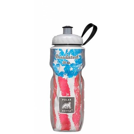 Polar Star Spangled Bottle 20 oz