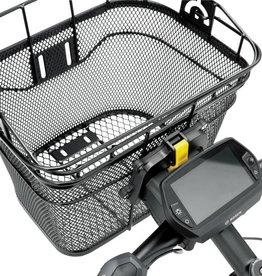 Topeak Basket Front Black Topeak QR