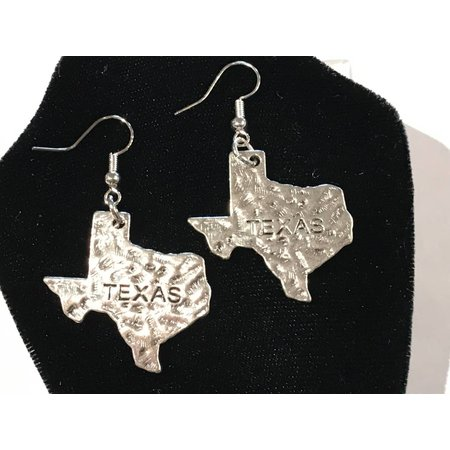 Texas earrings stainless