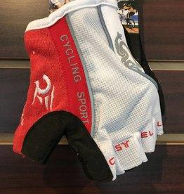 Glove Red L Robesbon