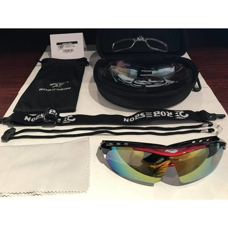 Sunglass Kit Ultra Robesbon 5 lenses
