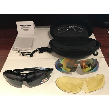 Sunglass Kit Elite Robesbon 2 Lense