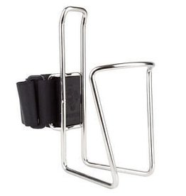Quick Bottle Cage Stainless Steel without Bottle