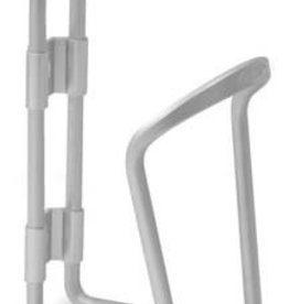 Delta Alloy Bottle Cage Silver