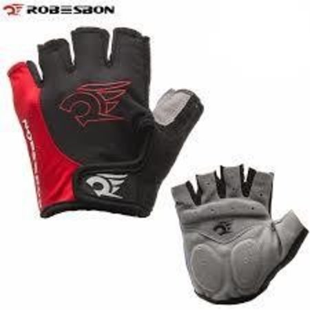 Glove Red M Robesbon
