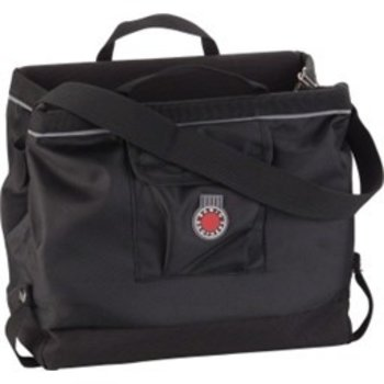 Grocery Pannier: Black, Ea.