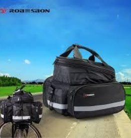 Saddle Bag Black Robesbon