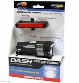Cygolite Cygolite Dash Pro 600 Headlight and Tail light set