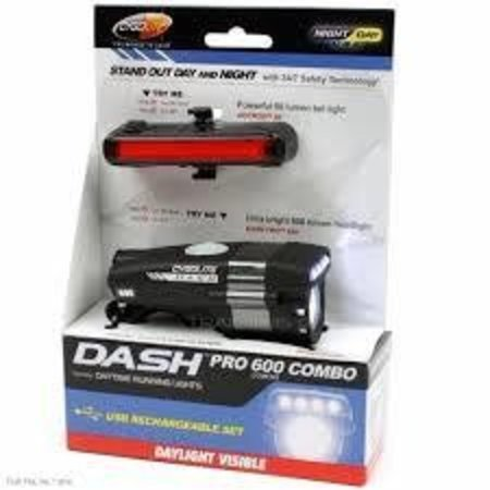 Dash Pro 600 HL/TL set