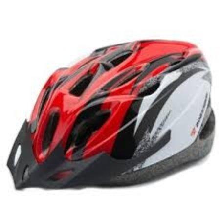 Helmet Red/Black Robesbon