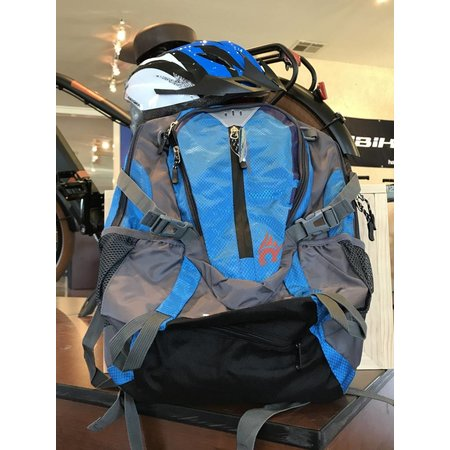 Backpack Blue Robesbon