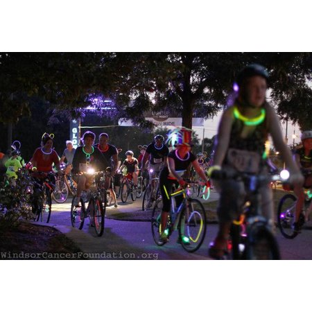 Night Ride w/ eBike Rental Tour