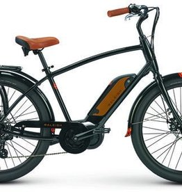 iZip/Raleigh Raleigh Retroglide E3 Black/Tan