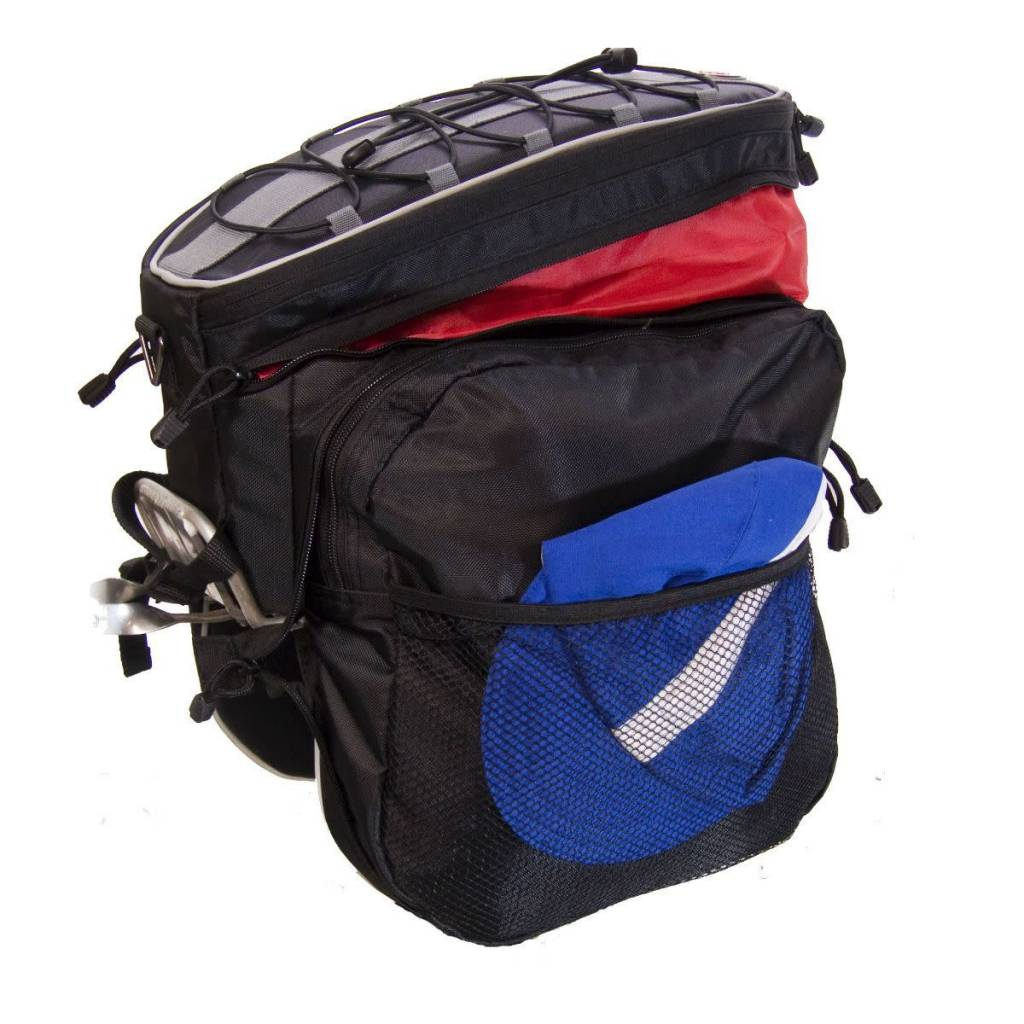 Banjo Brothers Expanding Rack Top Bag