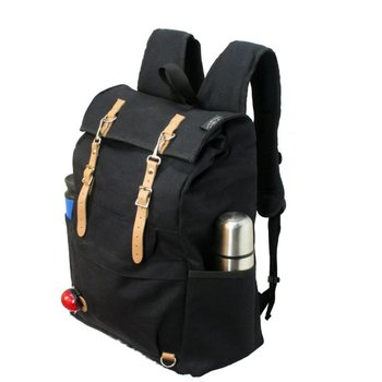 Canvas Cycling Rucksack