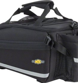 Topeak Topeak TrunkBag EX Strap Mount: Black